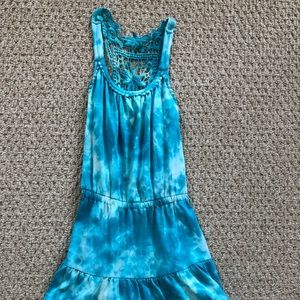 Other - Girls tie dye dress